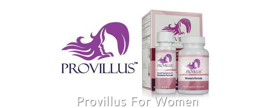 Provillus Women Female Hair Loss For Woman Home